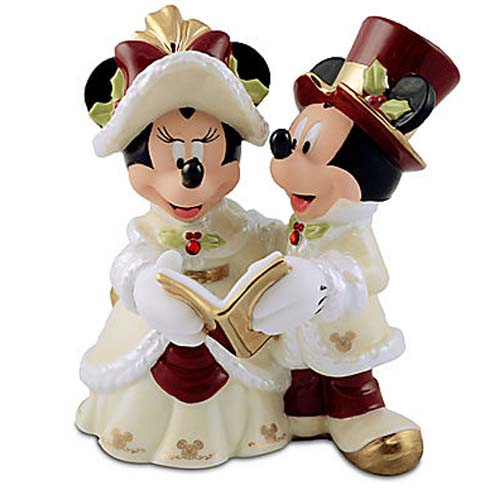 disney cake topper porcelain figure victorian mickey wedding
