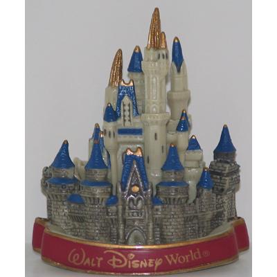 Disney Magnet Magic Kingdom Cinderella Castle