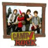 Disney Camp Rock Pin - Logo