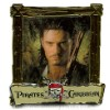 Disney Pirates Pin - Will Turner