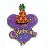 Disney Celebrate Today Pin - Mickey Balloon