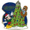 Disney Very Merry Christmas Party 2006 Pin - Mickey
