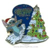 Disney Very Merry Christmas Party 2006 Pin - Stitch