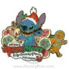 Disney Mickey's Very Merry Christmas Party 2008 Pin - Stitch