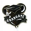 Disney Graduation Day Pin - Mickey Balloon
