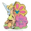 Disney Mother's Day Pin - 2008 - Tinker Bell