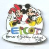 Disney Flower & Garden Festival Pin - Mickey & Minnie