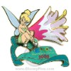 Disney Passholder Pin - Flower and Garden Festival 2008 - Tinker Bell