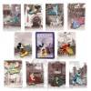 Disney Mystery Pin & Card Collection - Dreams Slogans - COMPLETE SET