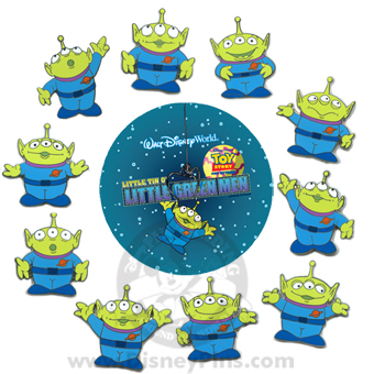 rc monsters with Disney Mystery Tin Little Green Men 10 Pin Set  Plete P 3182 on Shroob likewise Character Design together with Hobao Hyper Mini St Coche Radiocontrol in addition Toys as well Funko Pop Monsters Inc Figures.