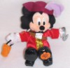 Disney Plush - Mickey - Halloween - Captain Hook