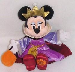 Your Wdw Store Disney Plush Minnie Halloween Evil