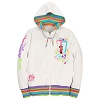 Disney LADIES Hoodie - 2011 Walt Disney World - White