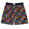 Disney Boxers - Neon Mickey Mouse