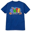 Disney CHILD BOYS Shirt - 2011 Mickey Mouse and Friends - Blue