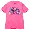 Disney Child Shirt - 2011 Walt Disney World - Pink