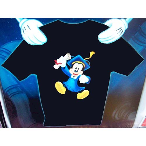 Pin by My Heart & Soul Boutique Daniela on IRON ON IMAGES ... |Graduation Mickey Mouse Shirts