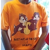 Disney CHILD Shirt - Chip n Dale - Bust Out and Go Nuts