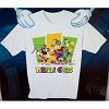 Disney CHILD Shirt - Mardi Gras - Mickey Mouse, Goofy and Donald Duck