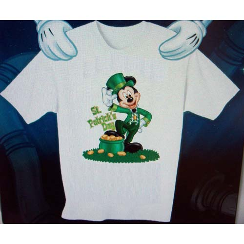disney adult shirt st day mickey mouse
