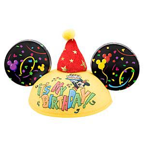 Happy Birthday Ear Hat
