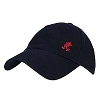 Disney Hat - Baseball Cap - Navy with Small Red Mickey Mouse