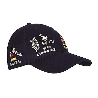 disney baseball hat with ears hats cap mickey years navy