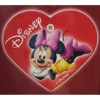 Disney Engraved ID Tag - Minnie Mouse - Heart