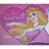 Disney Engraved ID Tag - Aurora