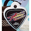 Disney Engraved ID Tag - Rock n Roller Coaster Guitar Pick
