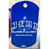 Disney Engraved ID Tag - Star Wars Jedi Academy