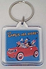Disney Key Chain Ring - The Gangs All Here