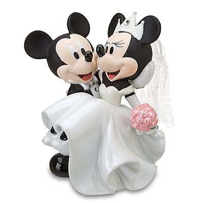 Wedding Cake Mickey Et Minnie