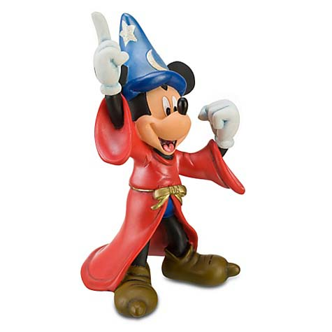 Your Wdw Store Disney Cake Topper Figure Sorcerer