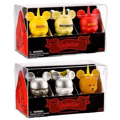 Your Wdw Store Disney Vinylmation Figure Set