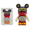 Disney Vinylmation Figure - 40th Anniversary - Epcot