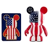 Disney Vinylmation Figure - Flags Series - United States of America