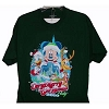 Disney Adult Shirt - 2010 Mickey's Very Merry Christmas Party - Green