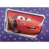 Disney Christmas Cards - Lightning McQueen - Blue with Snowflakes