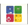 Disney Christmas Cards - Mickey Icons