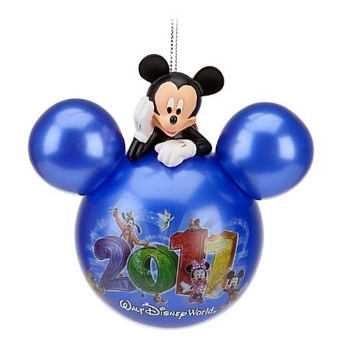 Your wdw store disney christmas ornament 2011 mickey and friends