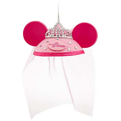 Princess Tiara Ear Hat