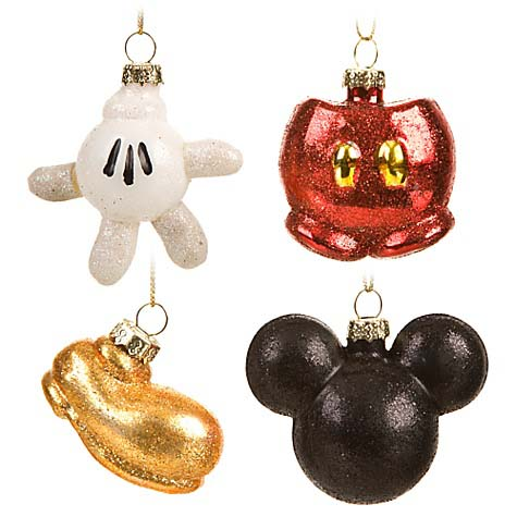Your WDW Store - Disney Christmas Ornament Set - Best of ...