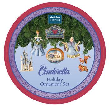 Your WDW Store - Disney Figurine Ornament Set - Jim Shore ...