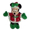 Disney Plush - Minnie Mouse - 2010 Holiday Christmas