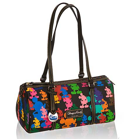 Your WDW Store Disney Dooney amp Bourke Bag Mickey Mouse
