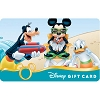 Disney Collectible Gift Card - Beach Series - Keeping the Peace