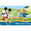 Disney Collectible Gift Card - Mickey & Donald - Gardening