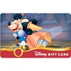 Disney Collectible Gift Card - Minnie Kissing Mickey Mouse