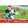 Disney Collectible Gift Card - Minnie Mouse Green Thumb
